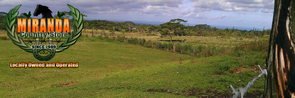 Help for your fencing project in Hawaii